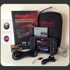 iCarsoft FT II 2 Fiat Alfa Romeo Diagnostic World UK