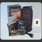 Porsche iCarsoft i960 Diagnostic World Reset Tool engine ABS airbags transmission
