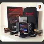 iCarsoft POR II 2 Porsche Diagnostic World UK