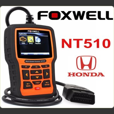 Honda Multi System Diagnostic Kit - Foxwell NT510 (Engine ...